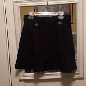 XOXO Black mini skirt